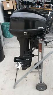 Maxus 15HP outboard