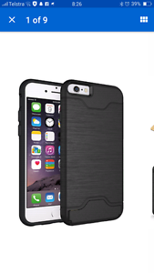 Shockproof IPhone 6s 7 Plus case Maitland Maitland Area Preview