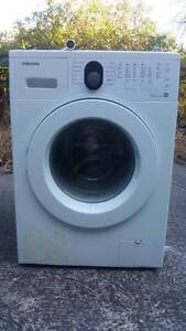 Samsung 7.5kg Front Load Washing Machine Box Hill Whitehorse Area Preview