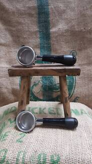 BRAND NEW NUOVA SIMONELLI 2 GROUP ESPRESSO COFFEE MACHINE HANDLES