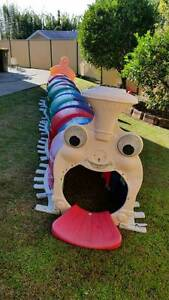 Feber Caterpillar/Train Tunnel Tweed Heads West Tweed Heads Area Preview