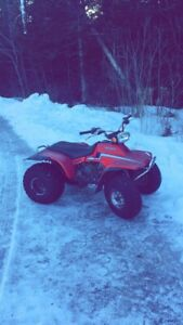 Trx125 parts wanted