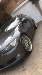 2008 BMW 328i / 150k km / Red Sport Interior / Safety Etested