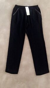 Stylish pants with leather pocket strip Craigmore Playford Area Preview