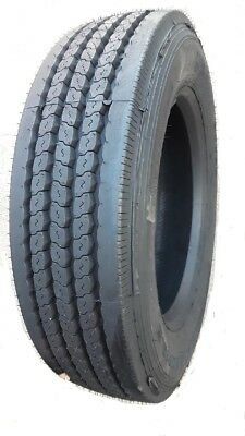22570R195 1 TIRE ROAD WARRIOR  BS623 128126M STEER ALL POSITIONS 22570195