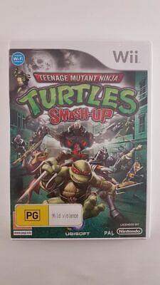 Teenage Mutant Ninja Turtles Smash-up Wii GC PAL