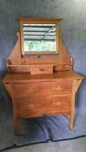 Natural Antique Dresser Soldiers Point Port Stephens Area Preview