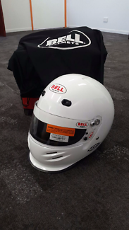 New unused Bell Racing Helmet XL. $120