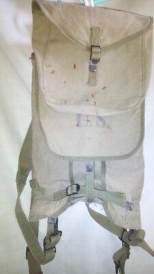 ORIGINAL WWII M1928 HAVERSACK marked JPM