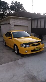 Ford Falcon XR6 mk2 2005 Appin Wollondilly Area Preview