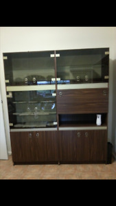 Wanted: Liqour/cabinets I Have Two For Sale