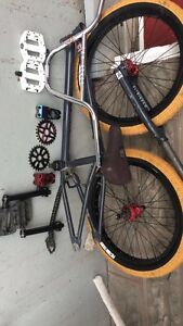 Bmx parts or buy complete