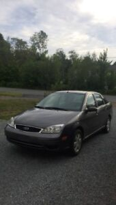 2007 Ford Focus (LOW KM's)