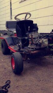 3 speed race mower