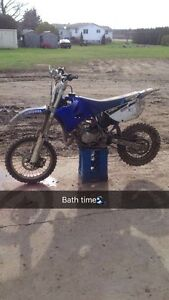 Looking to trade my YZ 85 for a 125 two stoke