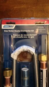 Gas Water Heater Connector Kits