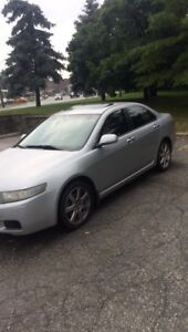 SELLING ACURA TSX 05