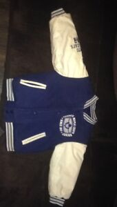 Vintage Toronto Maple Leafs Reversible Jacket