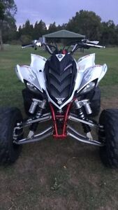 2012 Yamaha raptor 700 Chipping Norton Liverpool Area Preview