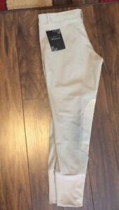 Elation platinum side zip breeches for sale