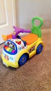 Fisher Price Sit and Walk Car