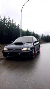 1992 Subaru WRX RA