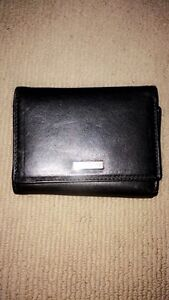 Black Womens Genuine Leather Wallet. Gungahlin Gungahlin Area Preview