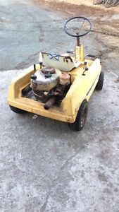 Wanted old cadet parts and tractors
