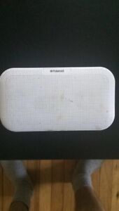 Polaroid Bluetooth Speaker with stand.