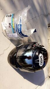 Shoei Strife 2 motorcycle helmet. Like New