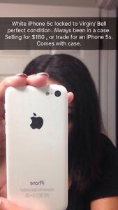 White 16GB iPhone 5c