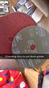 Sanding discs Toowoomba Toowoomba City Preview