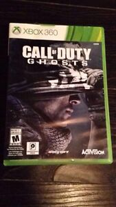 Call Of Duty Ghosts Xbox 360 (négo)