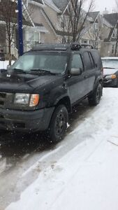 NISSAN XTERRA MAKE AN OFFER!