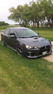 Mitsubishi Lancer Ralliart AWD 2.0 turbo