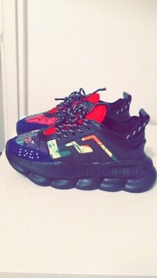 versace chain reaction trainers EUR 45 Uk 10
