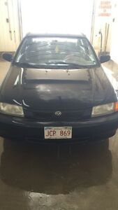 New price! - Mazda protégé for sale