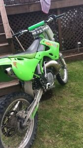 ANYONE HAVE ANY EXTRA KX250 parts??