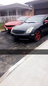 2003 infinity G35 coupe $5500