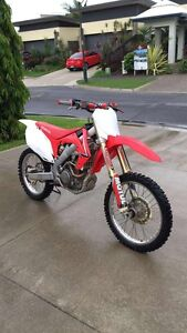 2010 Honda crf250r Cairns Cairns City Preview