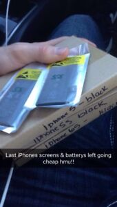 iPhone replacement screens!