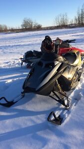 Part out 2007 mxz rev skidoo