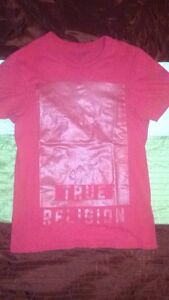 Red True Religion T-shirt Edmonton Edmonton Area image 2