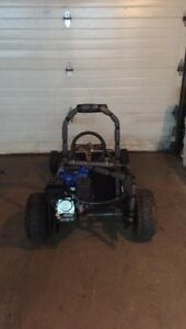Go cart for trade fun rig brand new engine