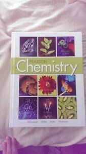 Pearson Chemistry ISBN 9780132525763 Shailer Park Logan Area Preview