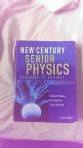 New Century Senior Physics Shailer Park Logan Area Preview
