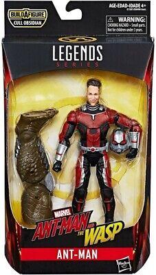Marvel Legends Ant-Man Action Figure 6-Inch Cull Obsidian BAF