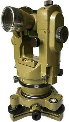 Transit Theodolite T306 David White Path For Contractors Setting Out Gridlines E