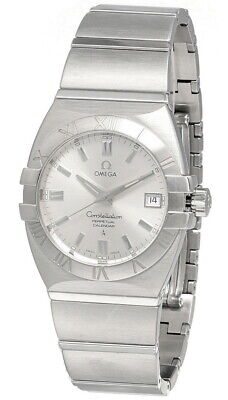 OMEGA Constellation DOUBLE EAGLE Perpetual Calendar 35MM Watch 1511.30.00