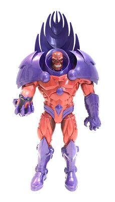 """Marvel Legends 8"""" RED SKULL ONSLAUGHT BAF Build a Figure COMPLETE Magneto Head"""